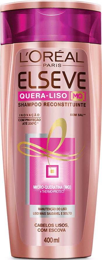 ELSEVE SH QUERALISO MQ 400ML